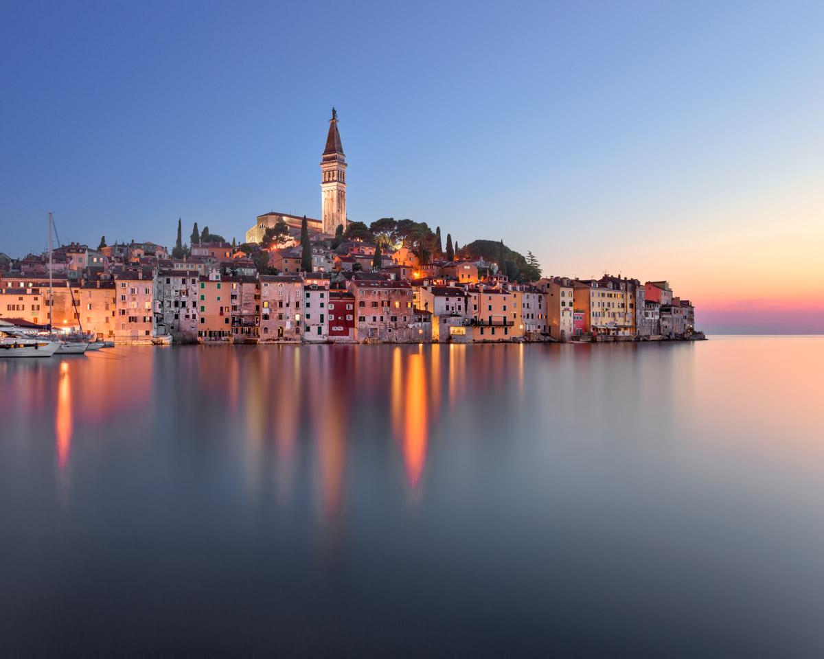 Rovinj, Omis and Dubrovnik, Croatia