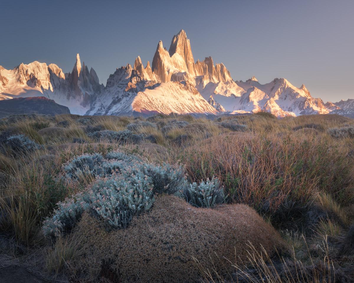 Fitz Roy, Cerro Torre, Los Glaciares National Park, Argentina
