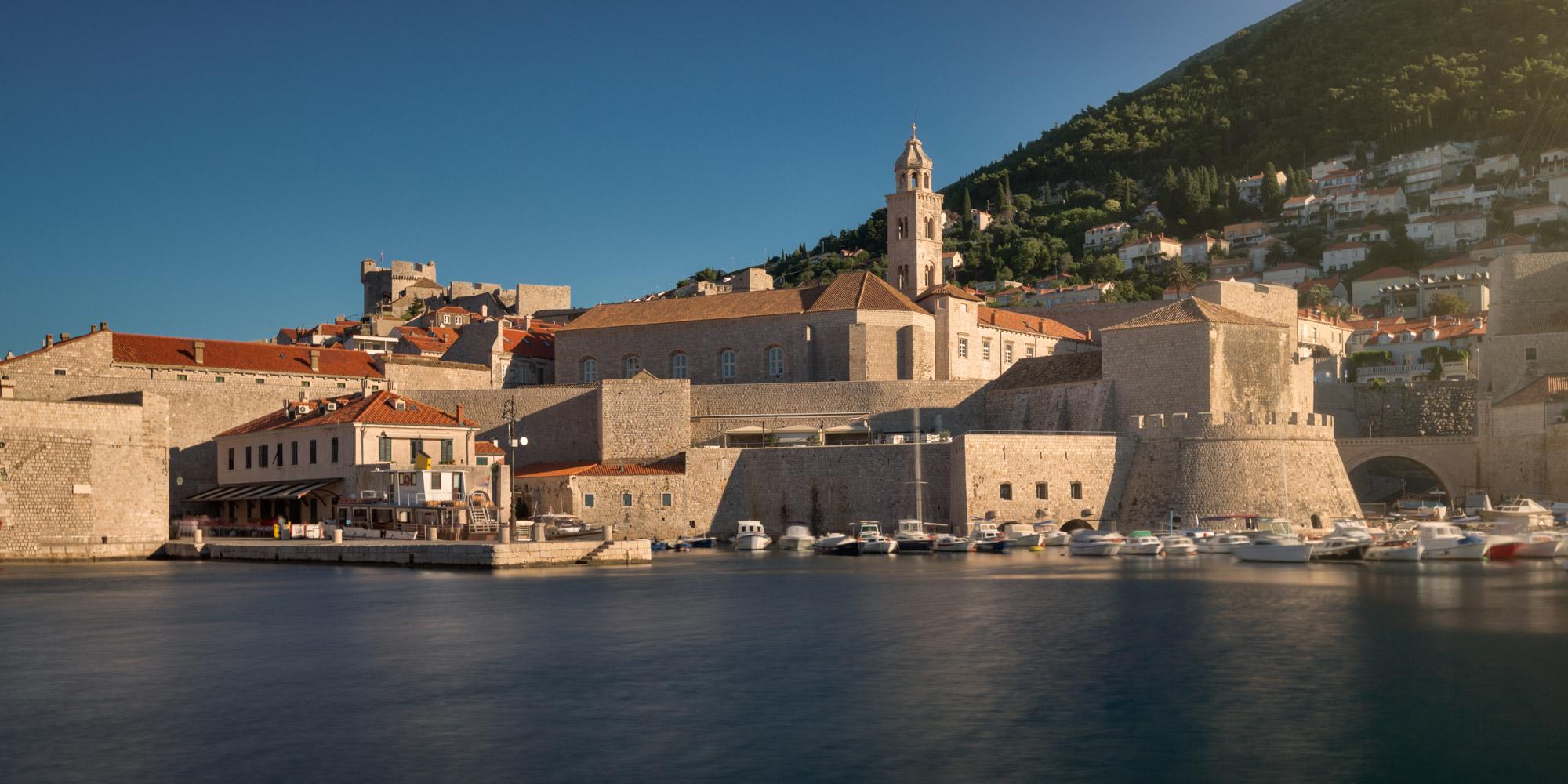 Dubrovnik City Walls and Towers, Dubrovnik, Croatia