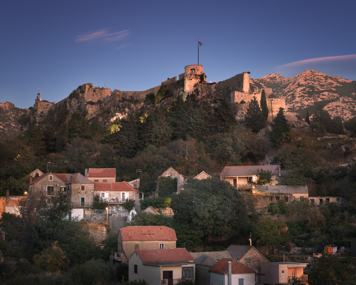 Castle of Klis, Croatia