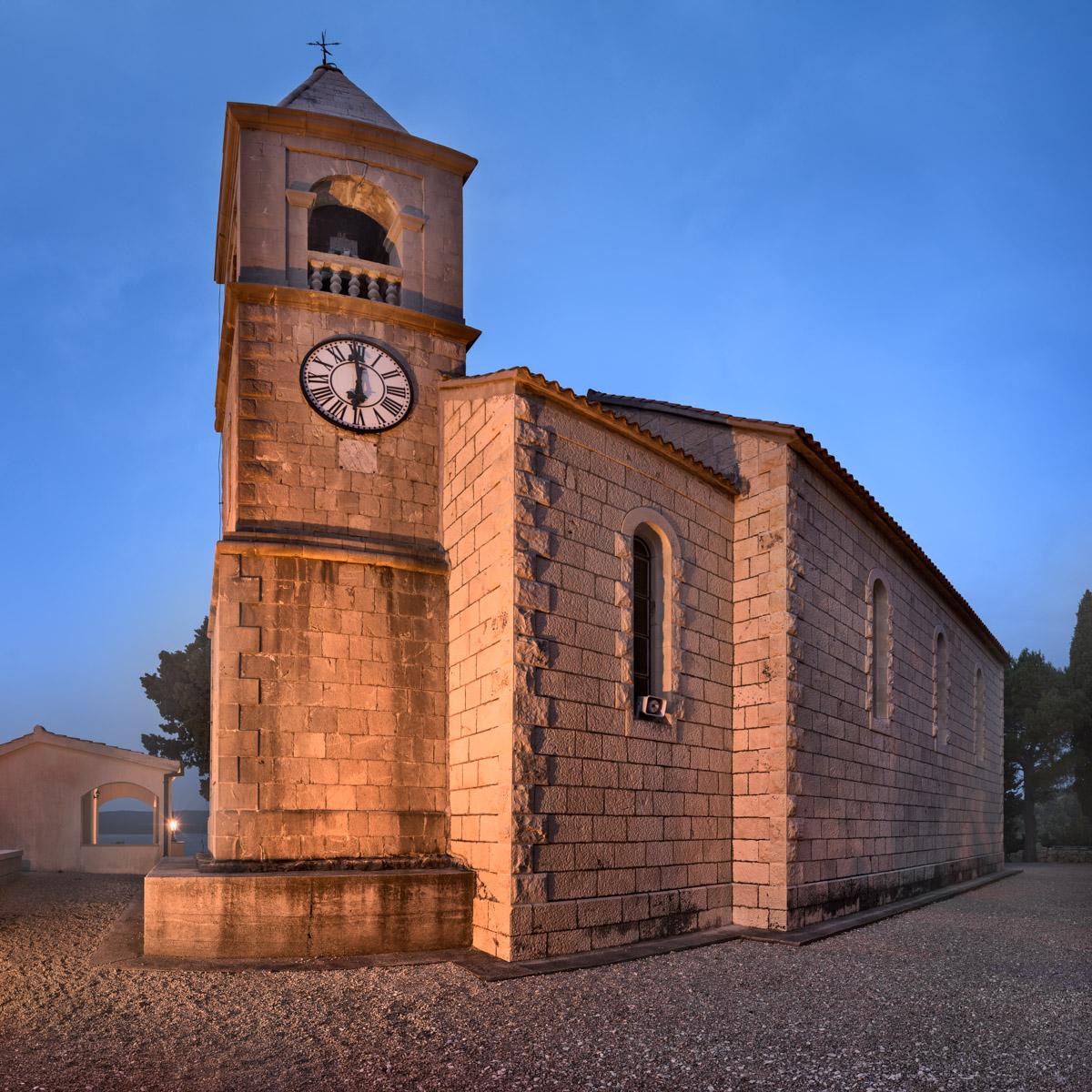 Sveti Roko Church in Mimice, Croatia