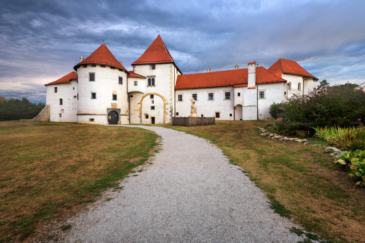 Varazdin Old Town, Croatia