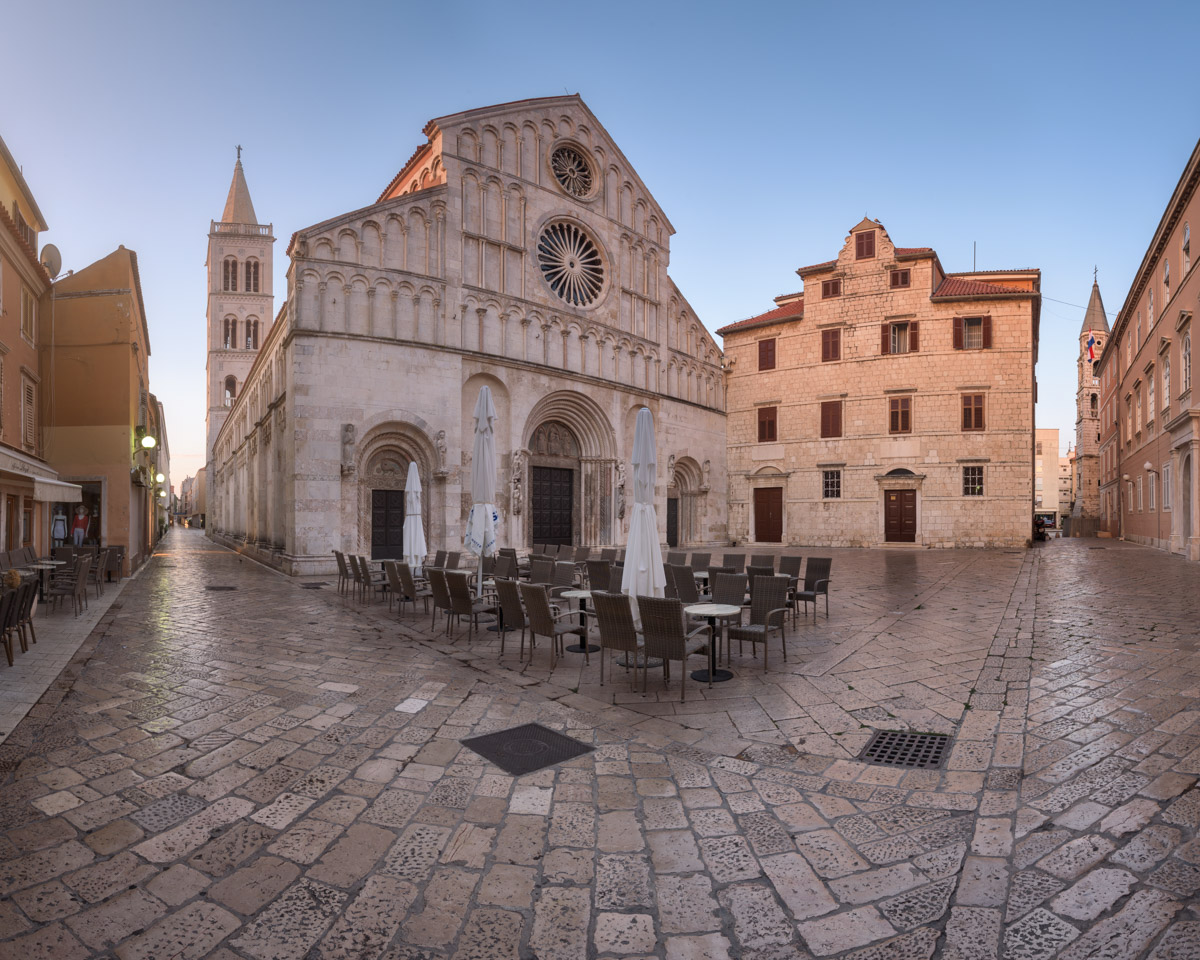 Cathedral of Saint Anastasia, Zadar, Croatia
