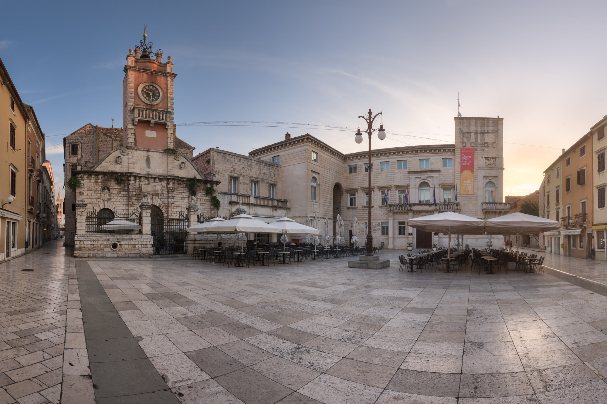 People Square, Zadar, Croatia