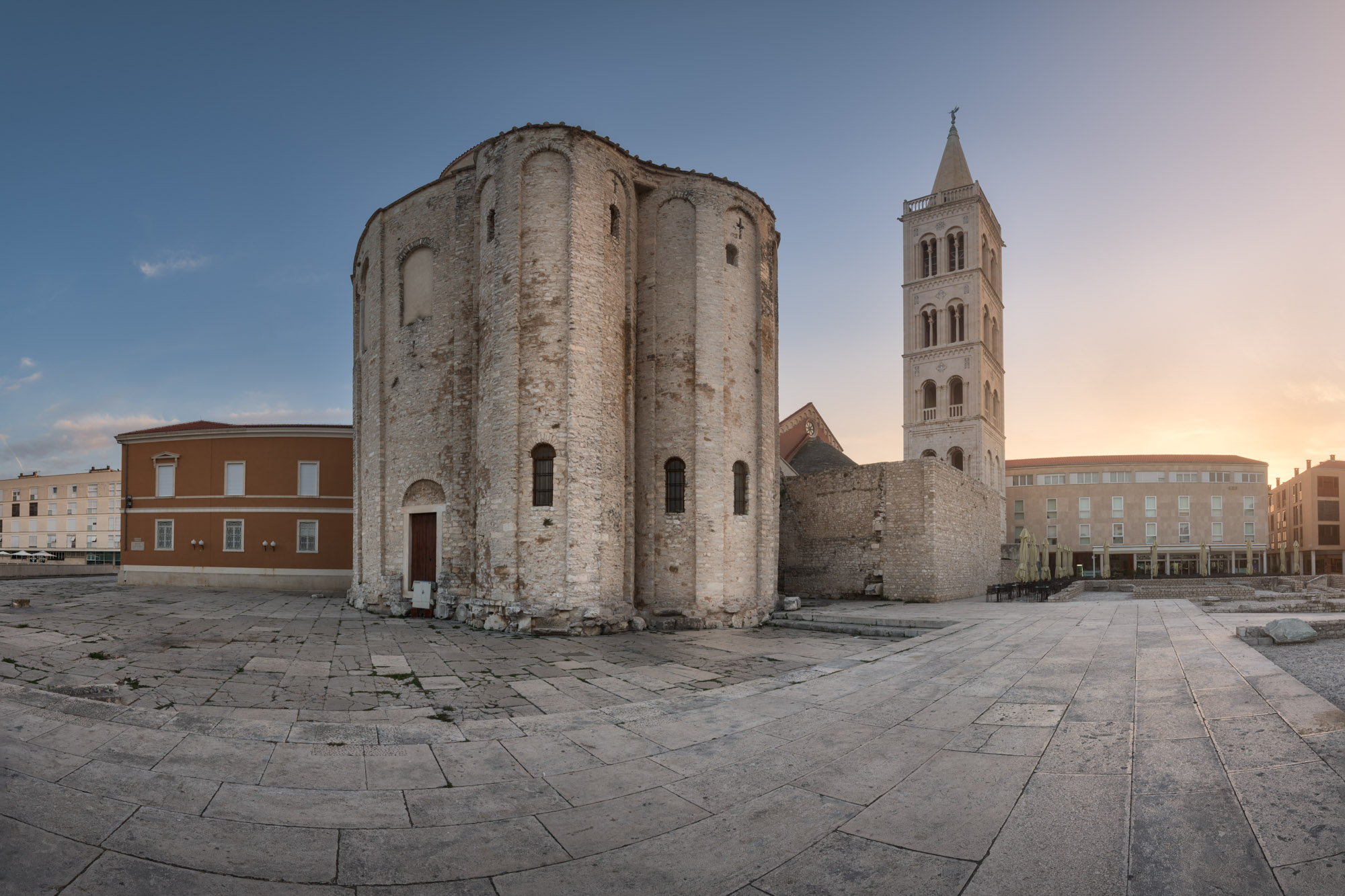 Saint Donatus Church, Zadar, Croatia