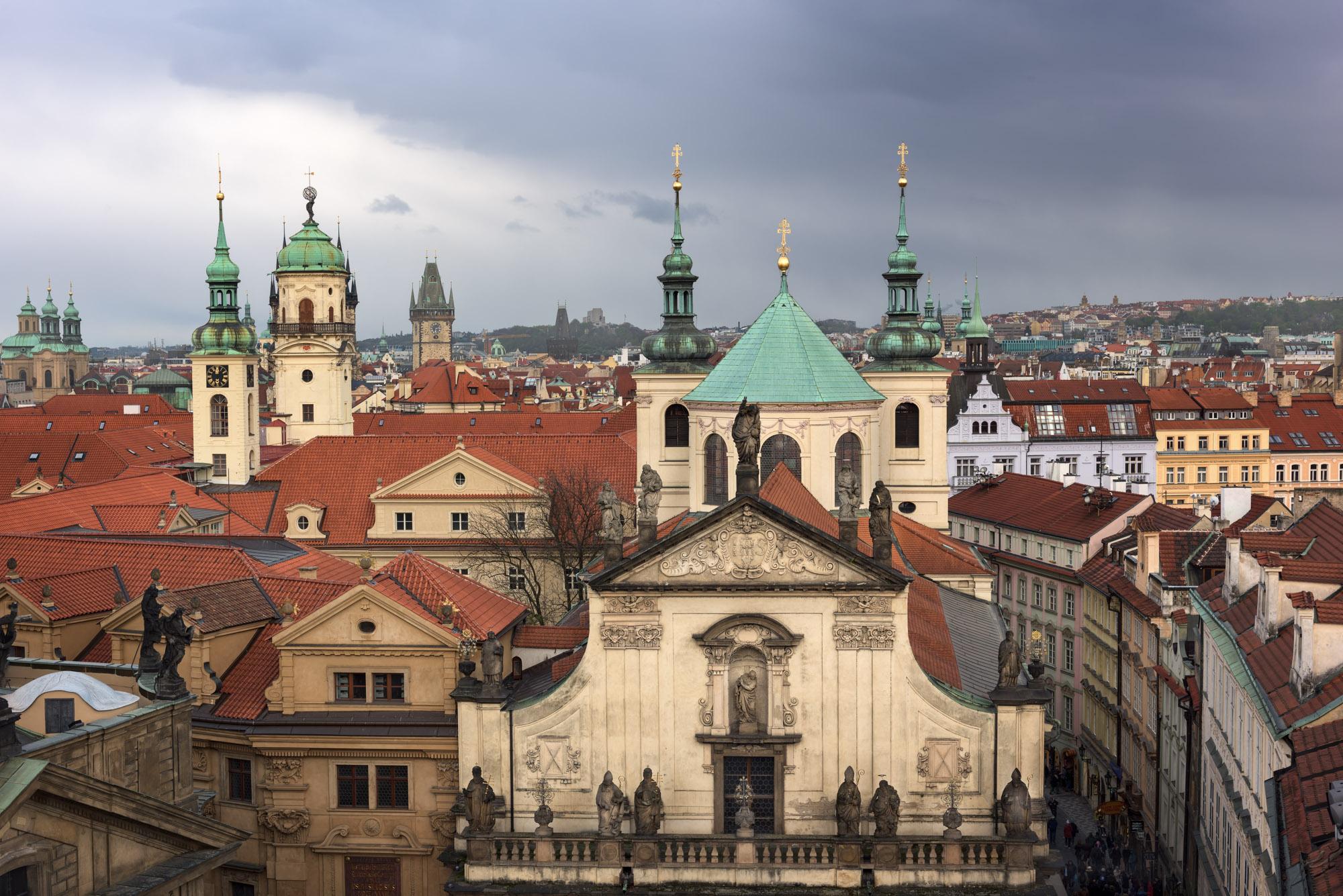 Church of Saint Salvator, Prague, Czech Republic