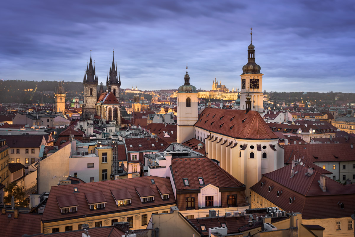Church of St James the Greater, Prague, Czech Republic