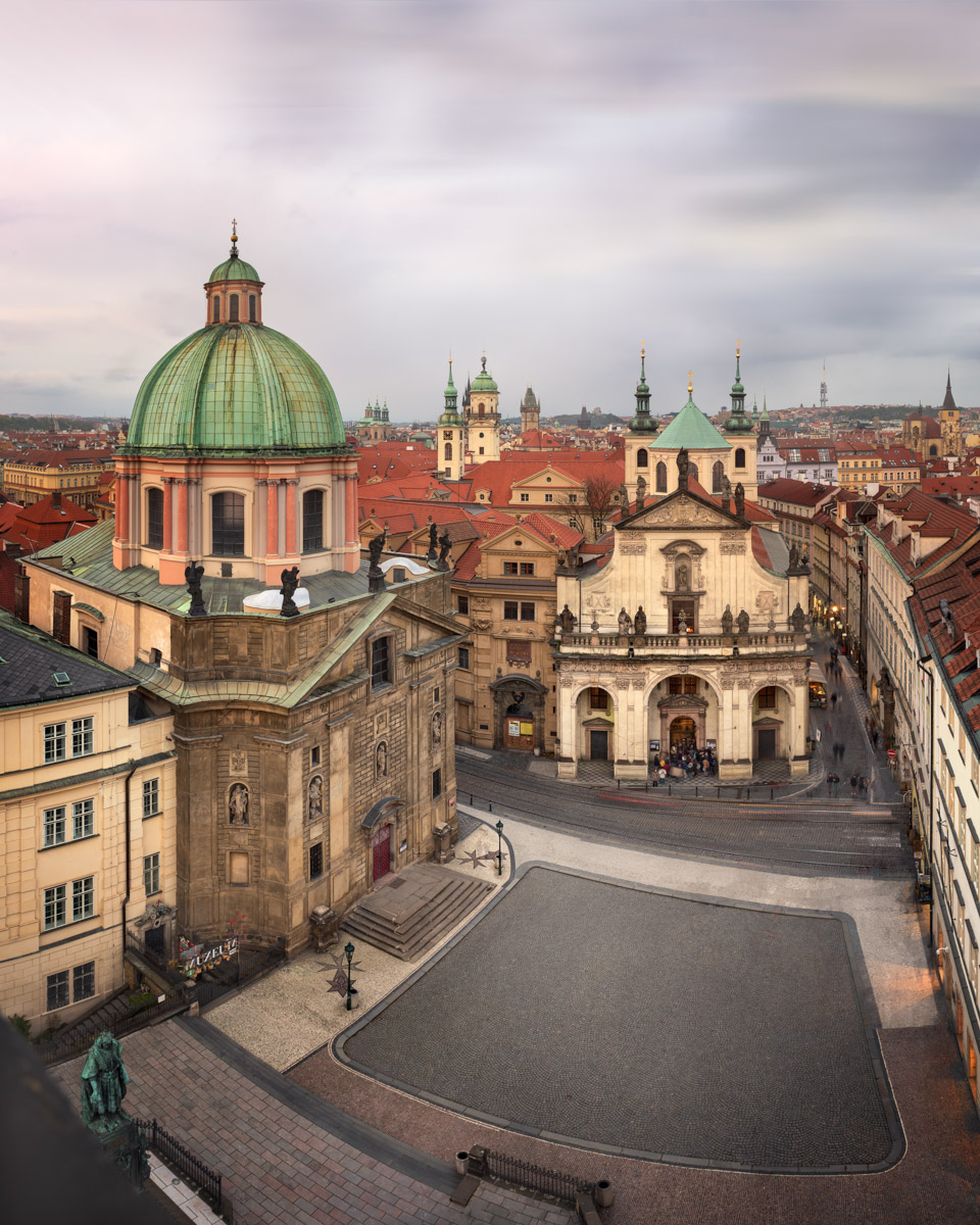 Saint Francis Of Assissi and Saint Salvator Churches, Prague