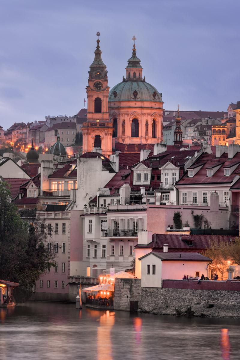 Saint Nicolas Church, Prague, Czech Republic