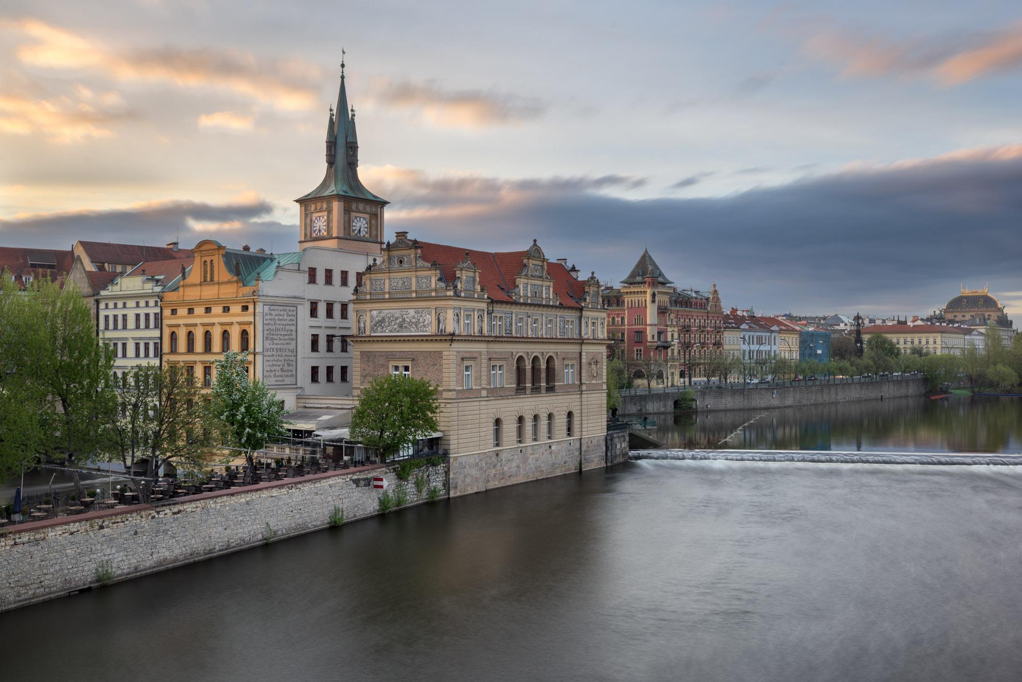 Smetana Museum, Old Water Tower, Prague, Czech Republic