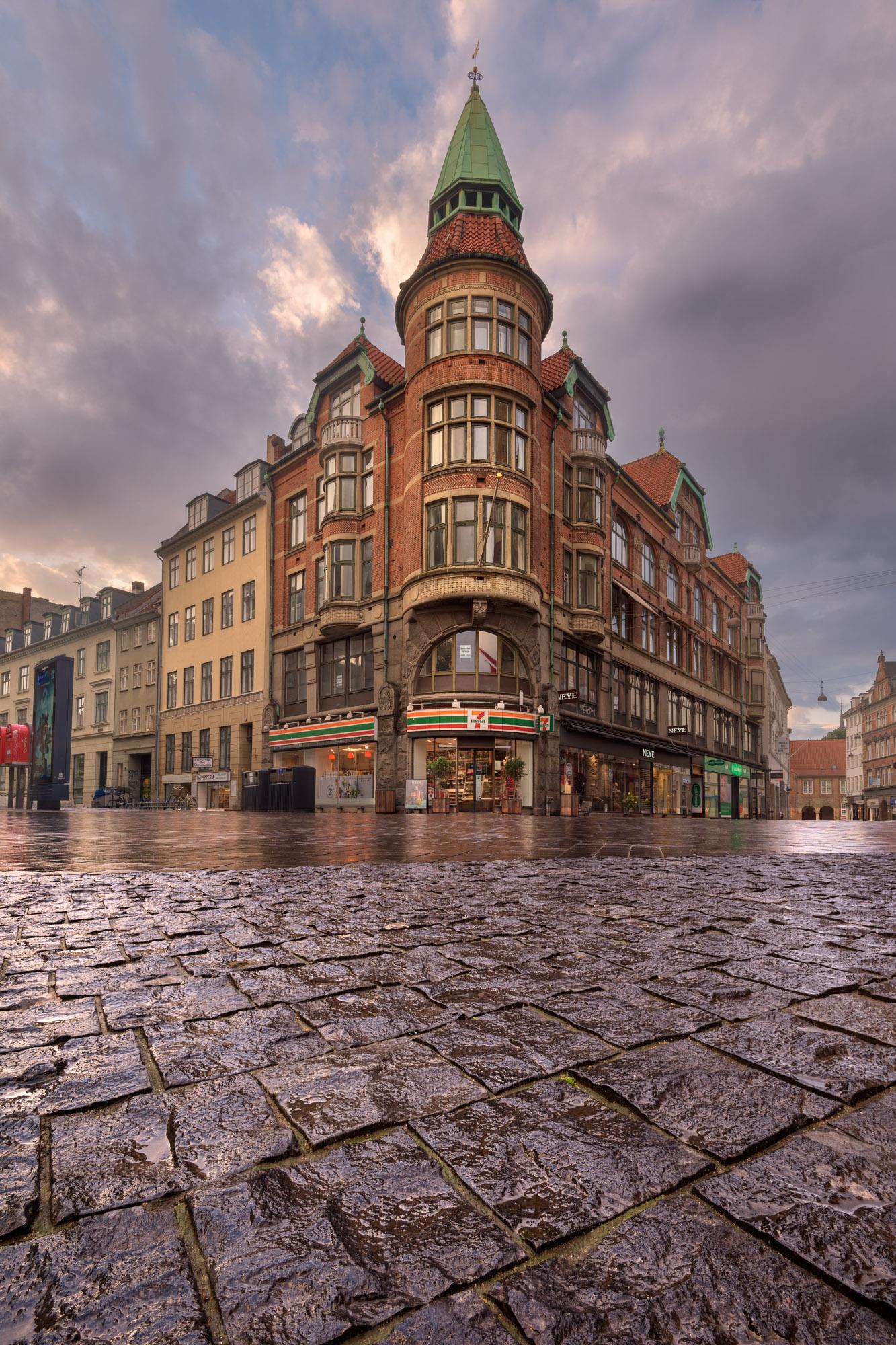 Kultorvet Square, Copenhagen, Denmark