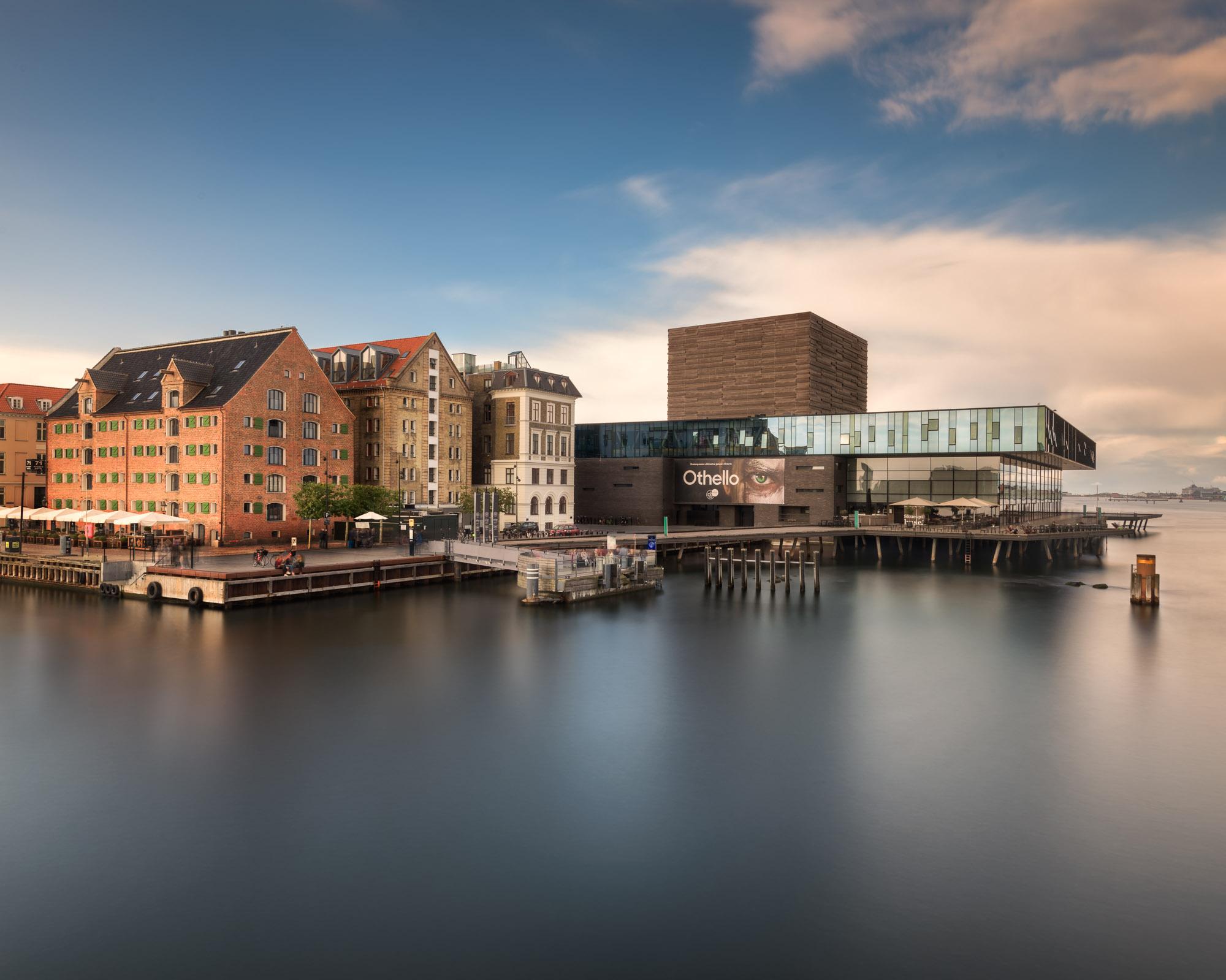 Performing Arts Theater, Copenhagen, Denmark
