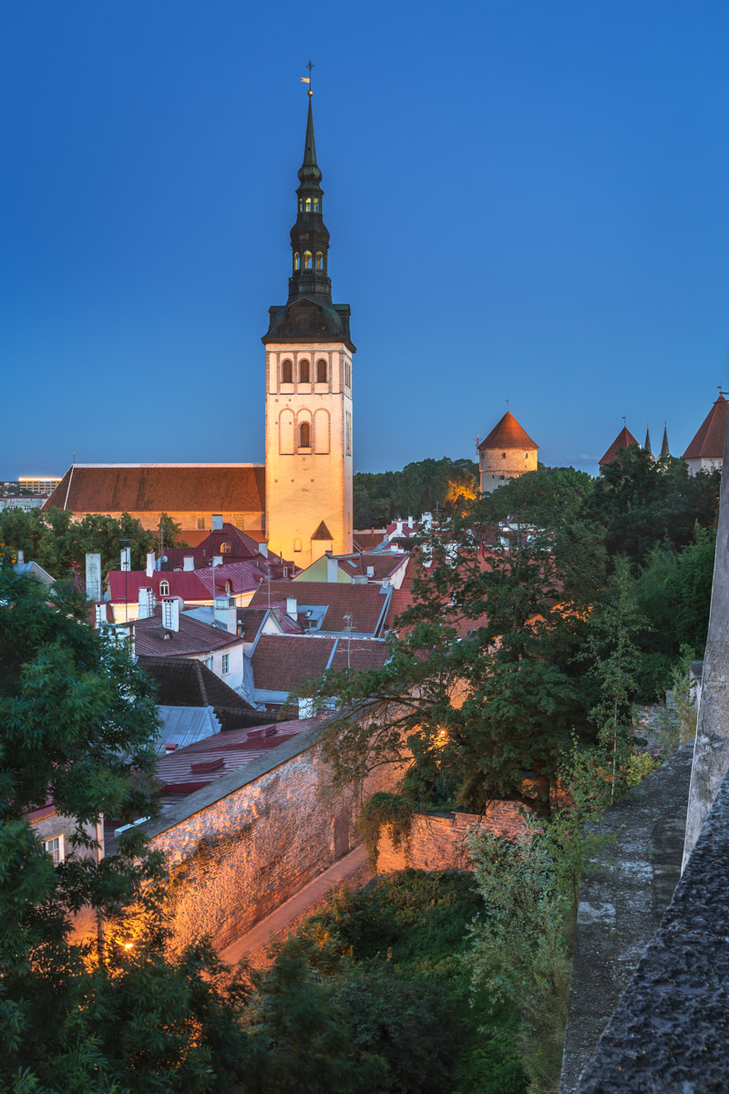 Niguliste Church, Tallinn, Estonia