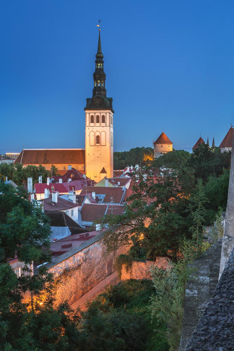 Niguliste Church, Tallinn, Estonia