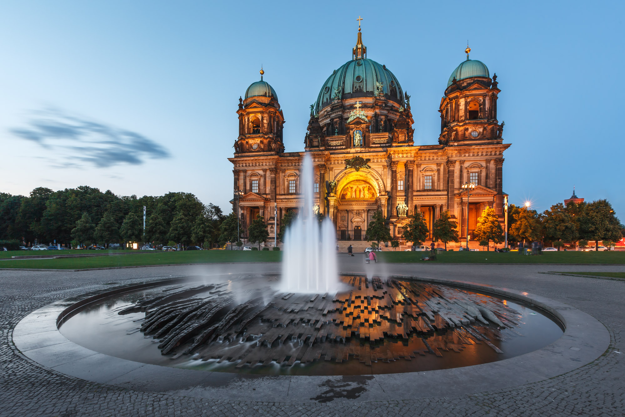 Berlin Cathedral, Berlin, Germany