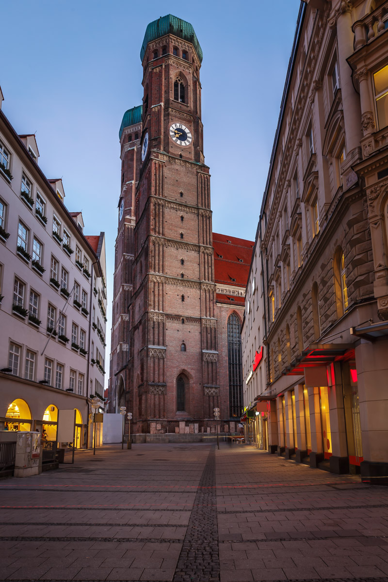 Church of Our Lady in Munich, Germany