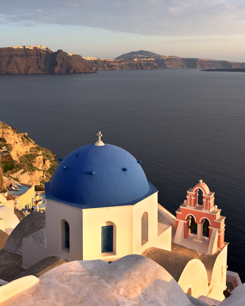 Anastasis Church, Oia, Santorini, Greece
