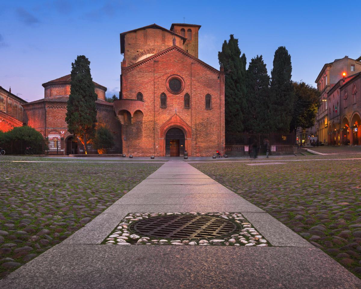 Piazza Santo Stefano, Bologna, Emilia-Romanga, Italy