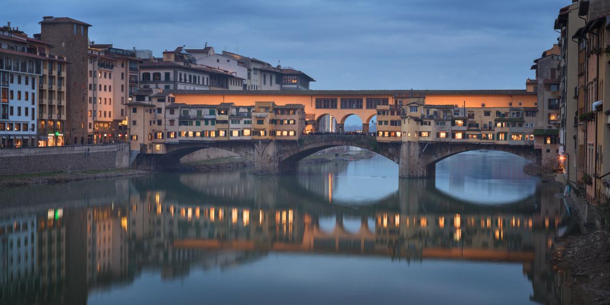 Ponte Vecchio, Arno River, Florence, Italy