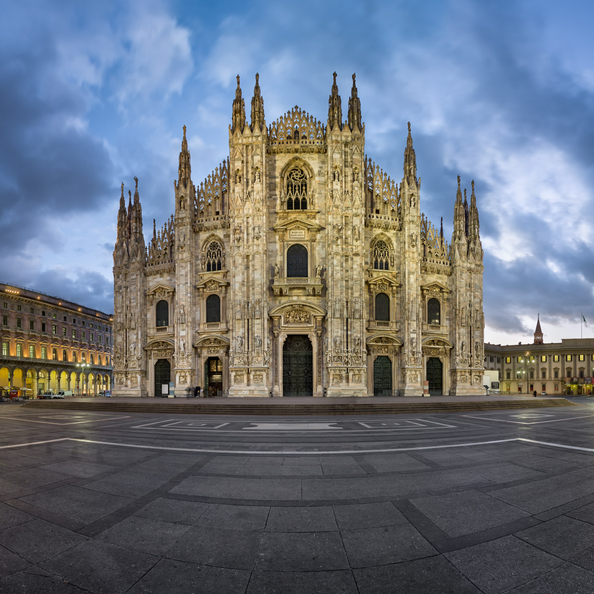 Duomo di Milano, Milan, Italy
