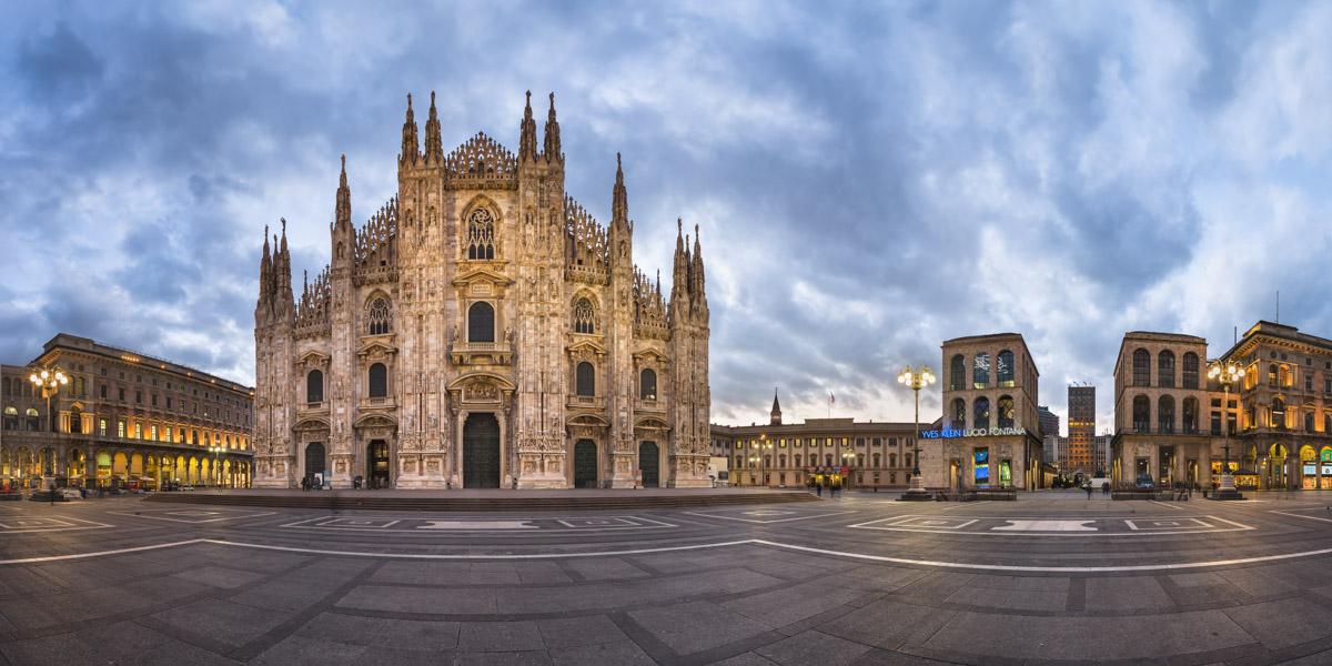 Duomo di Milano, Piazza del Duomo, Milan, Italy