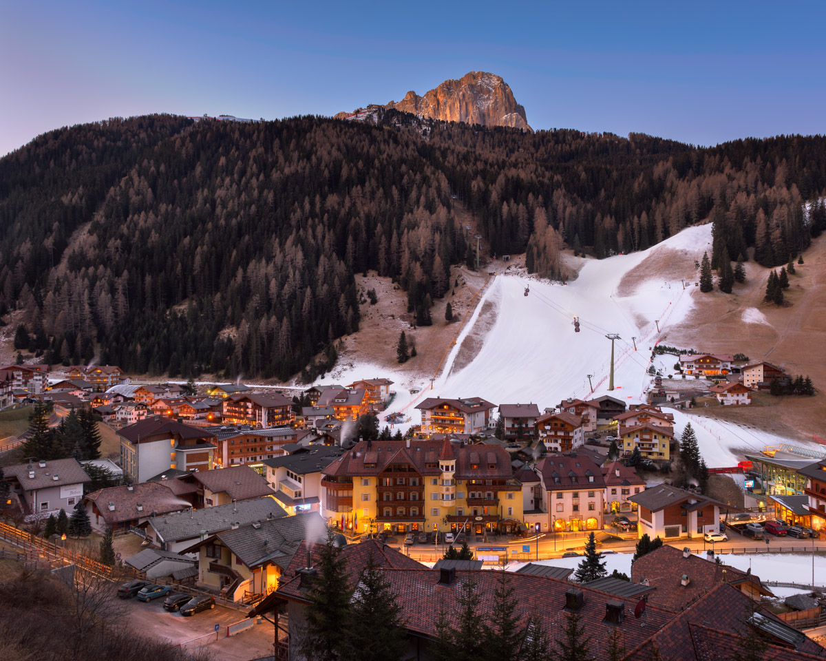 Selva di Val Gardena (Wolkenstein), Dolomites, Italy