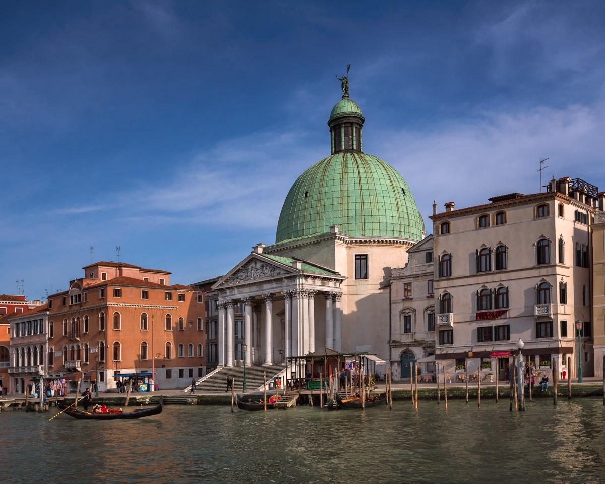 Chiesa de San Simeone Piccolo, Venice, Italy