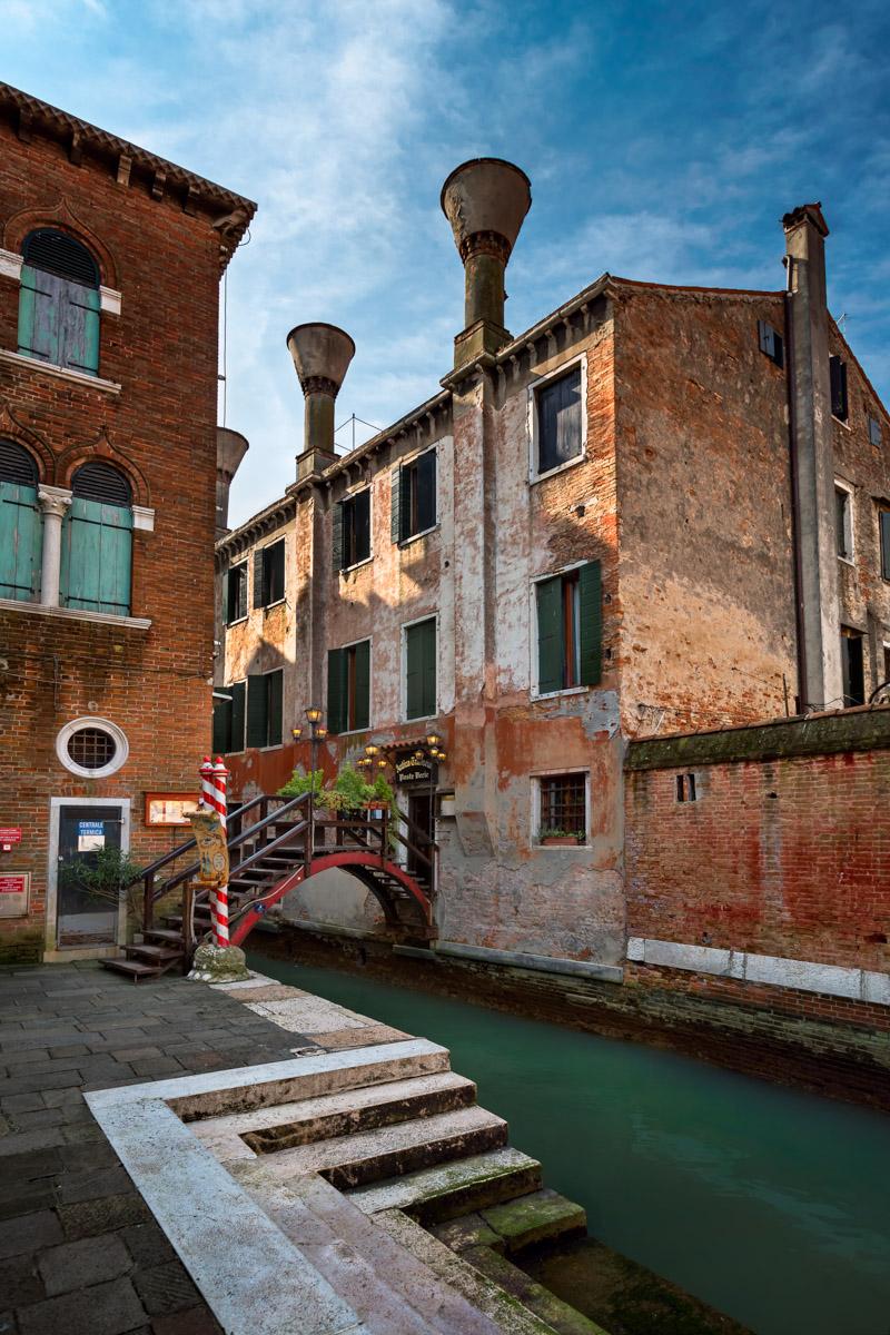 Restaurant Antica Trattoria Poste Vecie in Venice, Italy