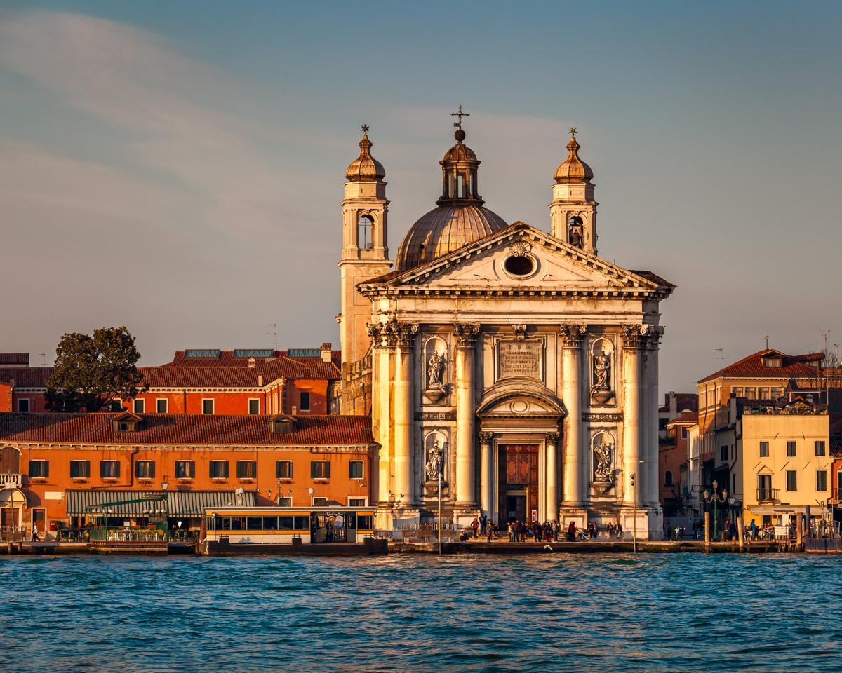 Santa Maria del Rosario Church, Venice, Italy