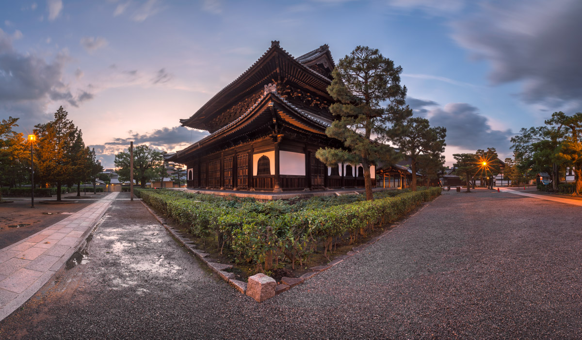 Kenninji Temple, Kyoto, Japan
