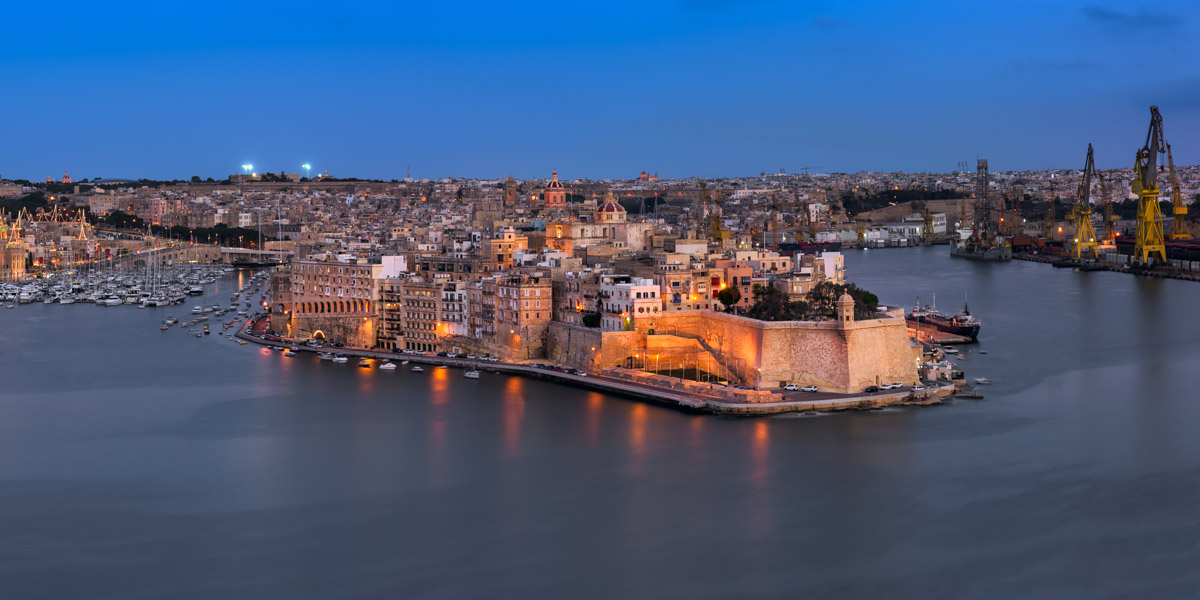 Senglea, Three Cities, Malta