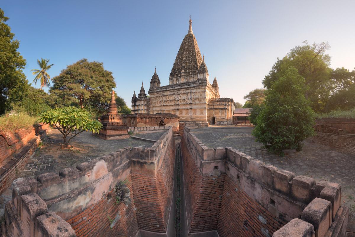 Maha Bodhi Phaya, Bagan, Myanmar