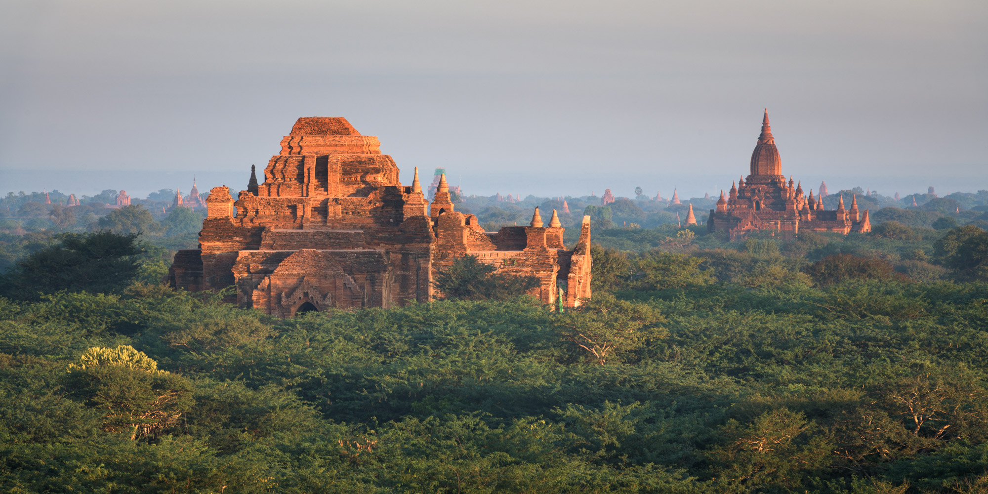 Pyathetgyi Pagoda, Bagan, Myanmar