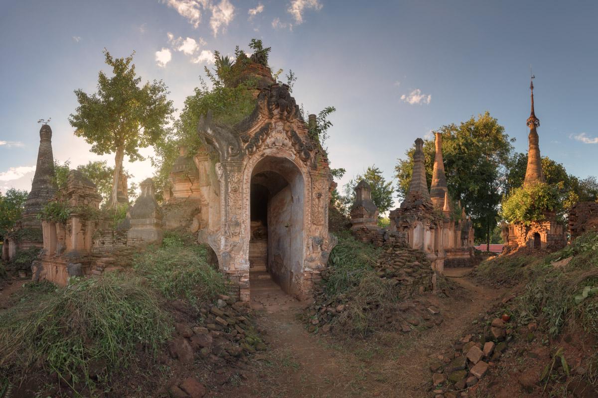 Nyaung Ohak, Inle Lake, Myanmar