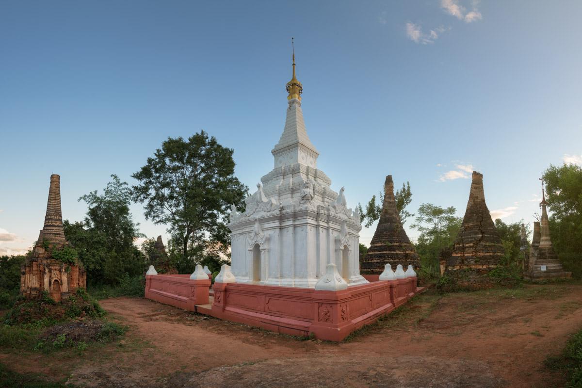 Shwe Inn Dein, Inle Lake, Myanmar