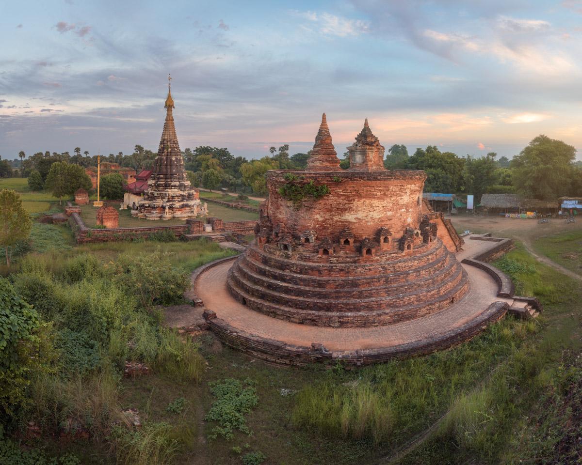 Myint Mo Taung Temple, Inwa, Myanmar