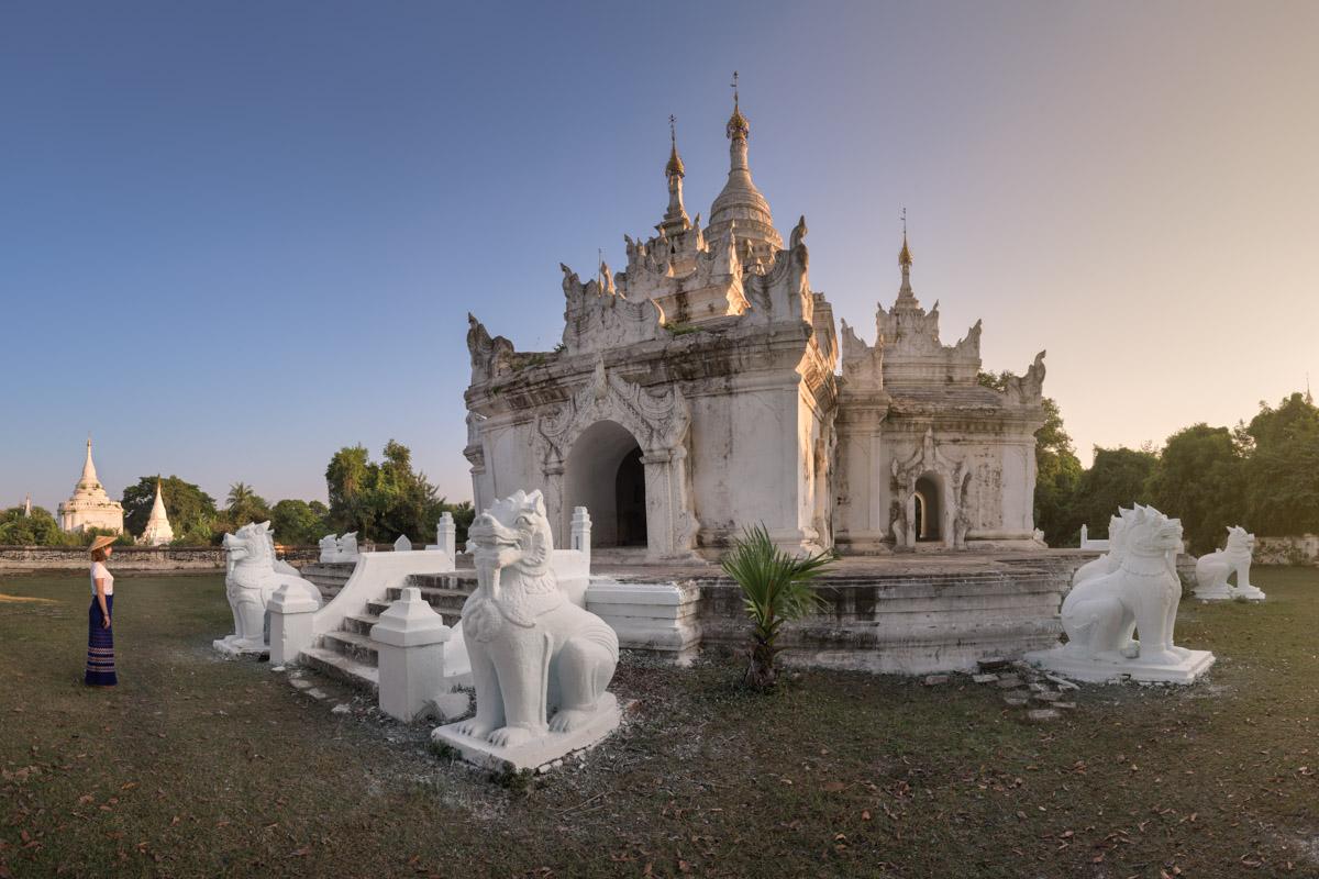 Thitsar Taik Pagoda, Inwa, Myanmar