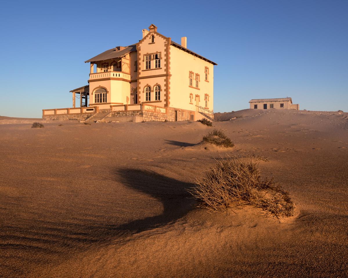 Mine Managers House, Kolmanskop, Namibia