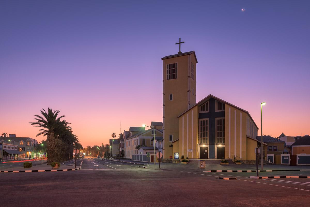 Roman Catholic Church, Swakopmund, Namibia