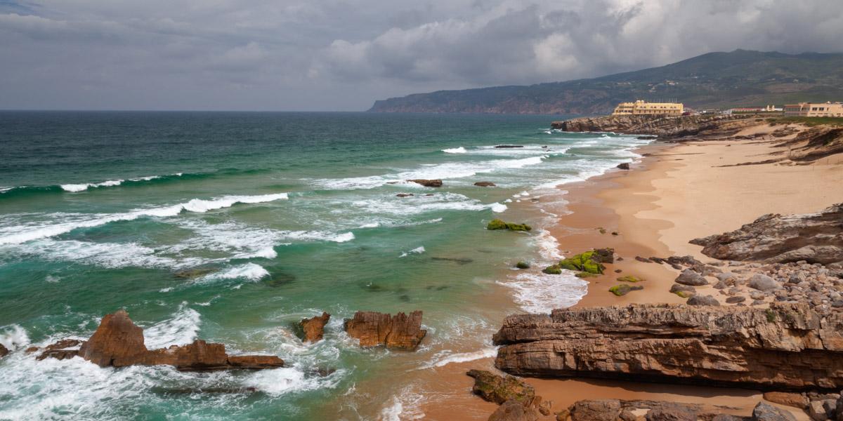 Guincho Beach, Cascais, Lisbon, Portugal