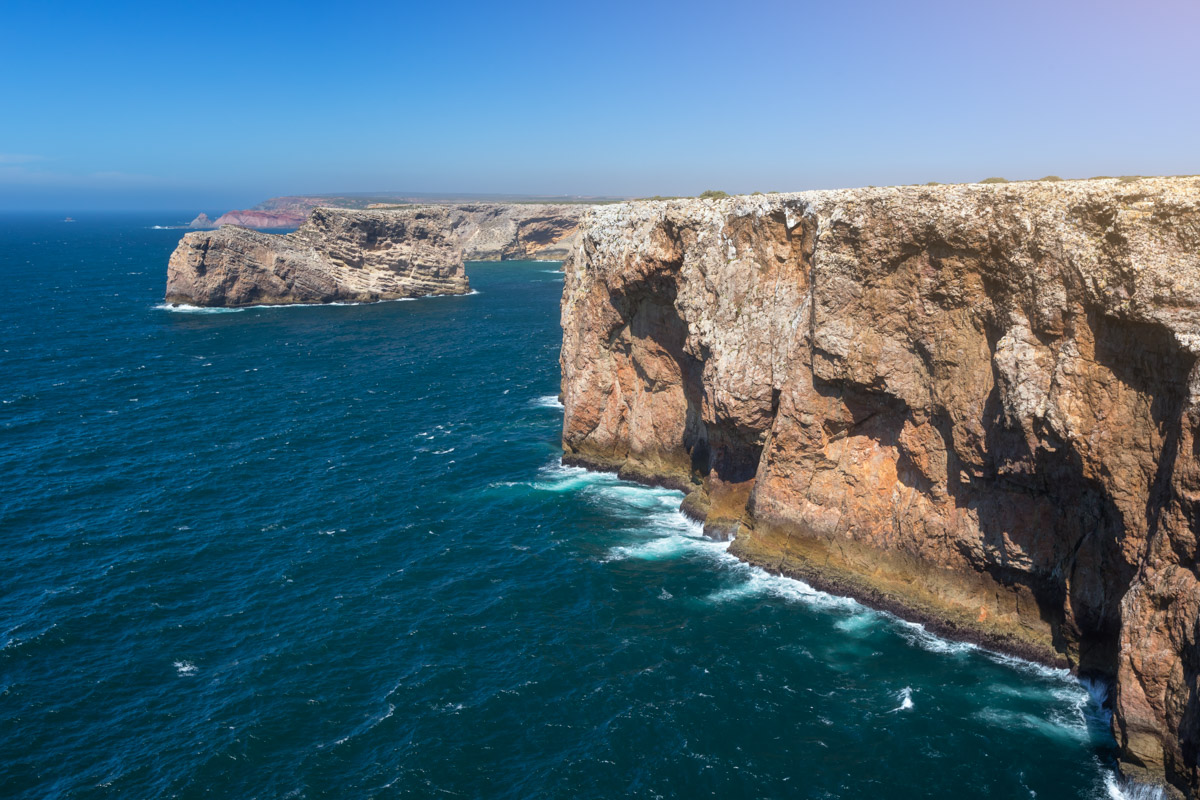 Cape Saint Vincent in Portugal