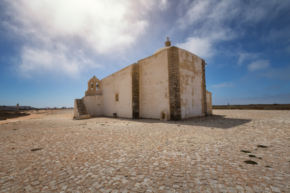 Church of Our Lady of Grace, Sagres, Portugal