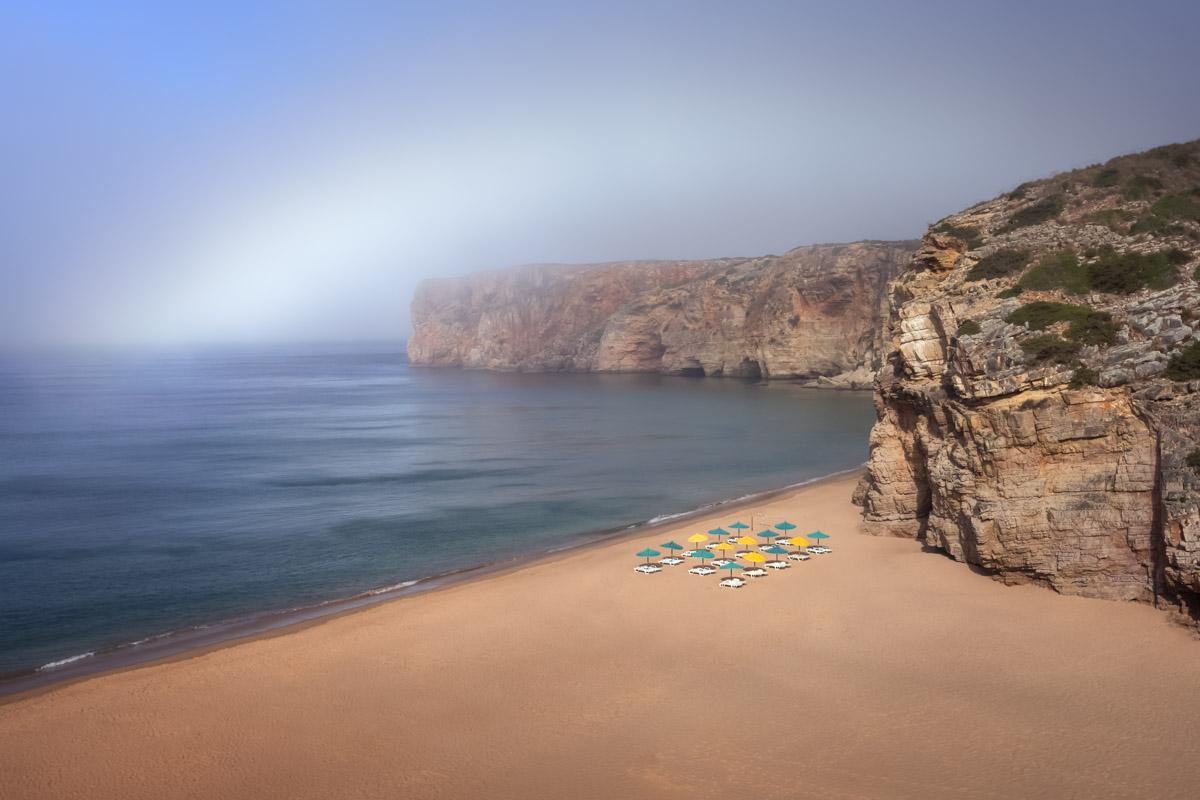 Praia do Beliche, Algarve, Portugal