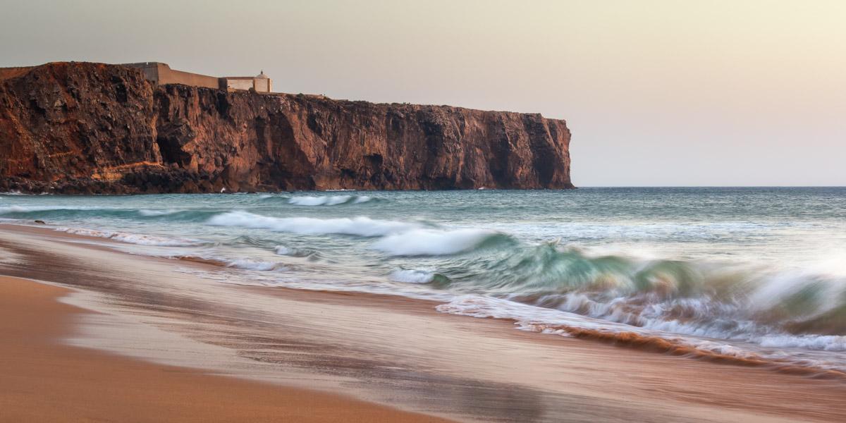 Praia do Tonel, Sagres Fortress, Portugal