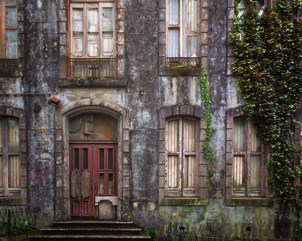 Abandoned House in Sintra, Portugal