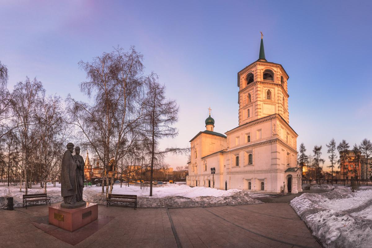 Church of Our Saviour, Irkutsk, Russia