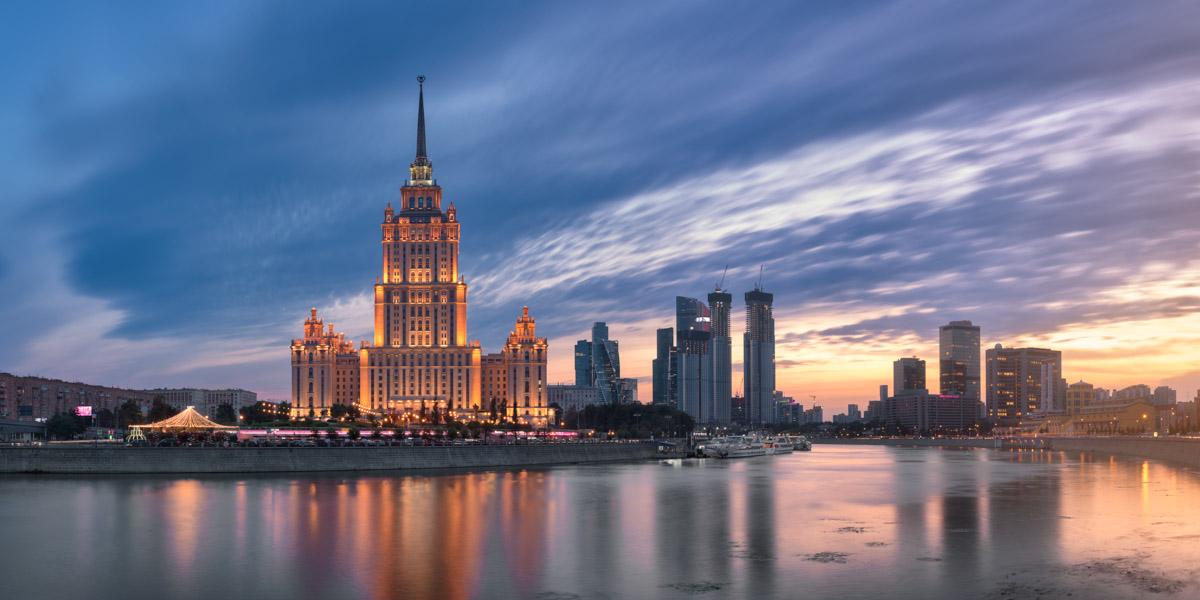 Radisson Collection Hotel and Moscow City, Moscow, Russia