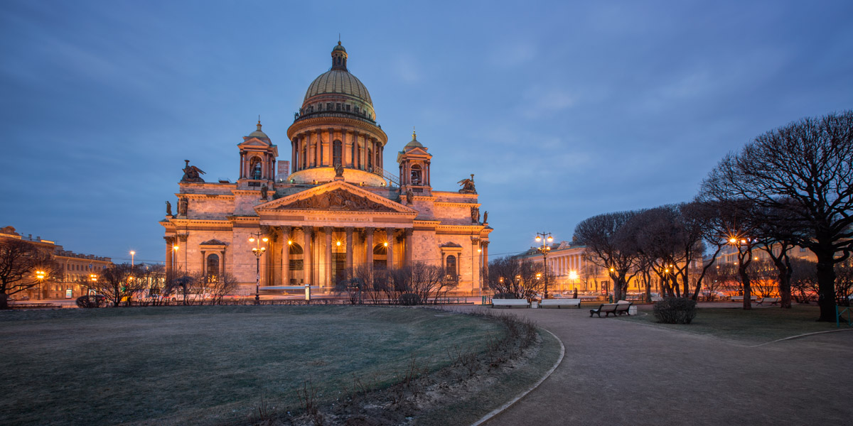 Saint Isaac Cathedral, Saint Petersburg, Russia