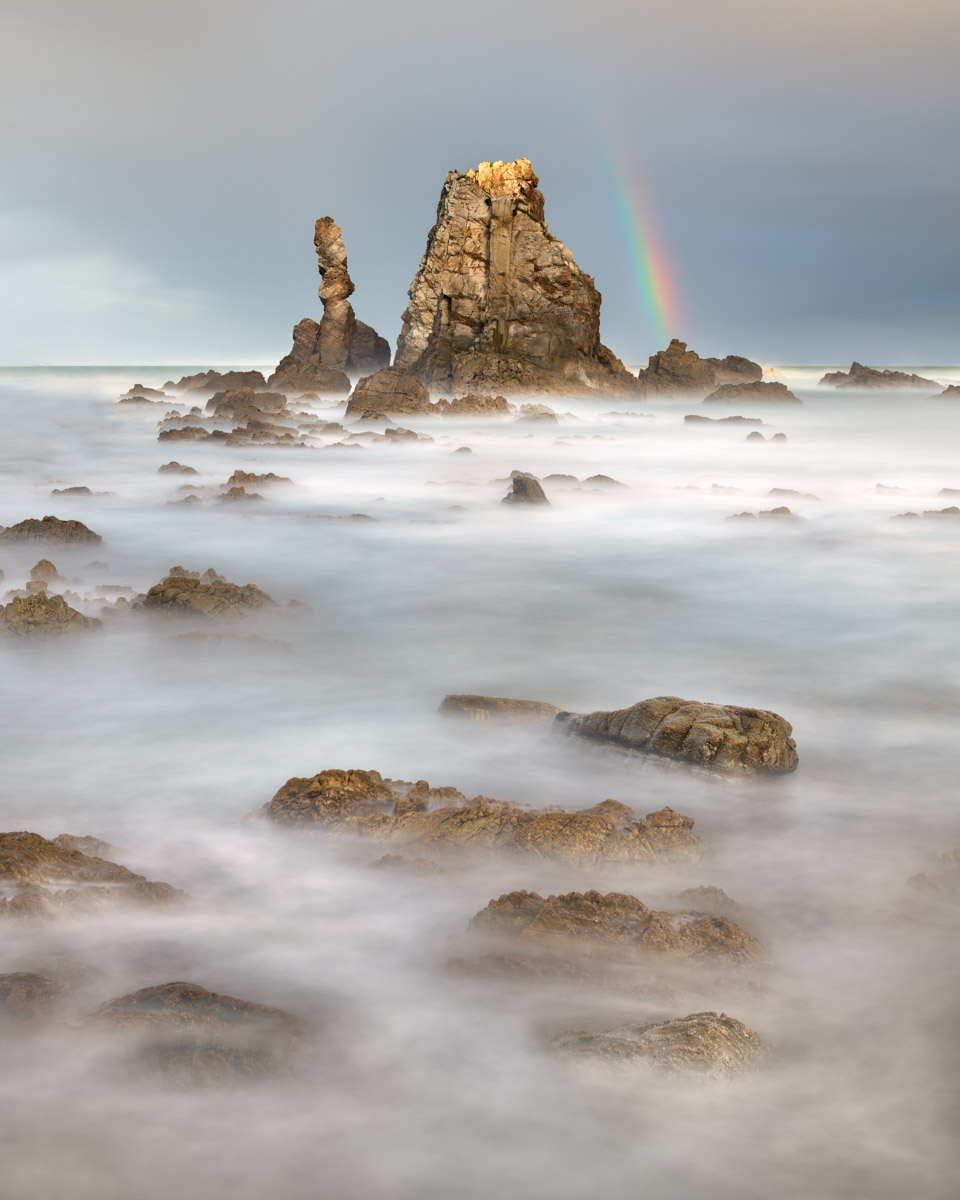 Playa del Silencio, Asturias, Spain