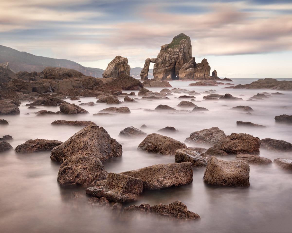 Rocky Beach of Gaztelugatxe, Basque Country, Spain